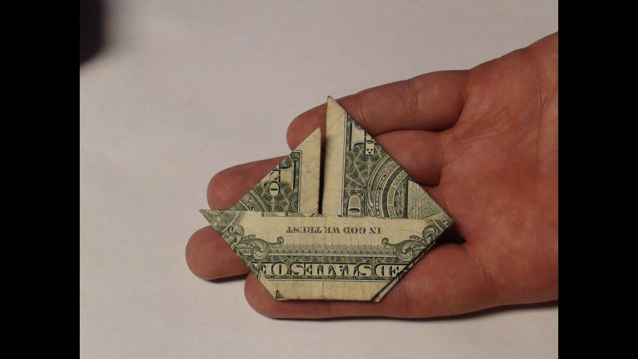Bow Tie Origami Dollar Bill 21 Origami Money Ideas Cash Gifts In The Form Of Art