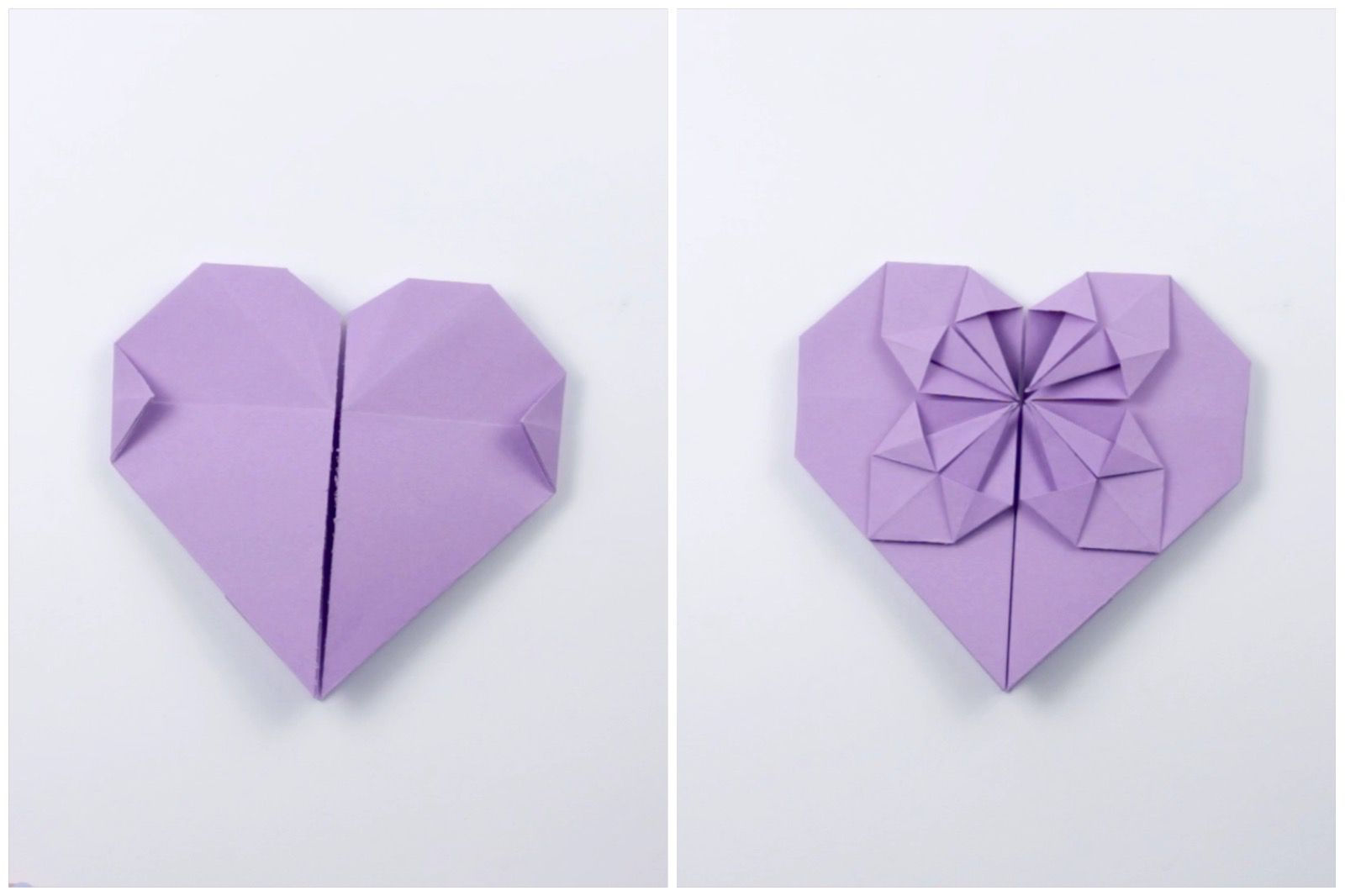Dollar Bill Origami Heart How To Make An Origami Heart