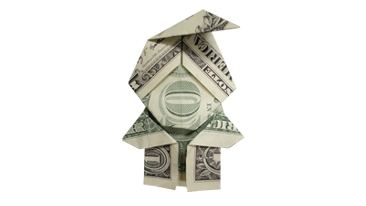 Easy Money Origami Instructions For Kids Christmas Origami Using Money Lovetoknow