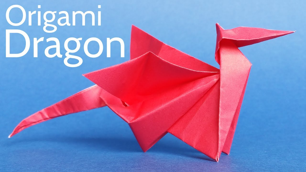 Easy Origami Diagrams Easy Origami Dragon Tutorial Step Step Instructions To Make An Easy But Cool Origami Dragon
