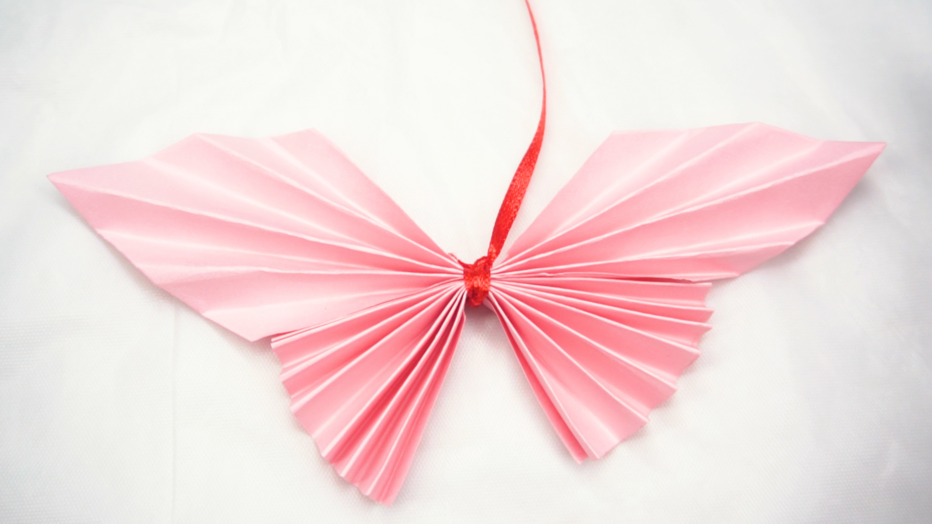 How To Make A 3D Origami Butterfly How To Make A Paper Butterfly With Pictures Wikihow