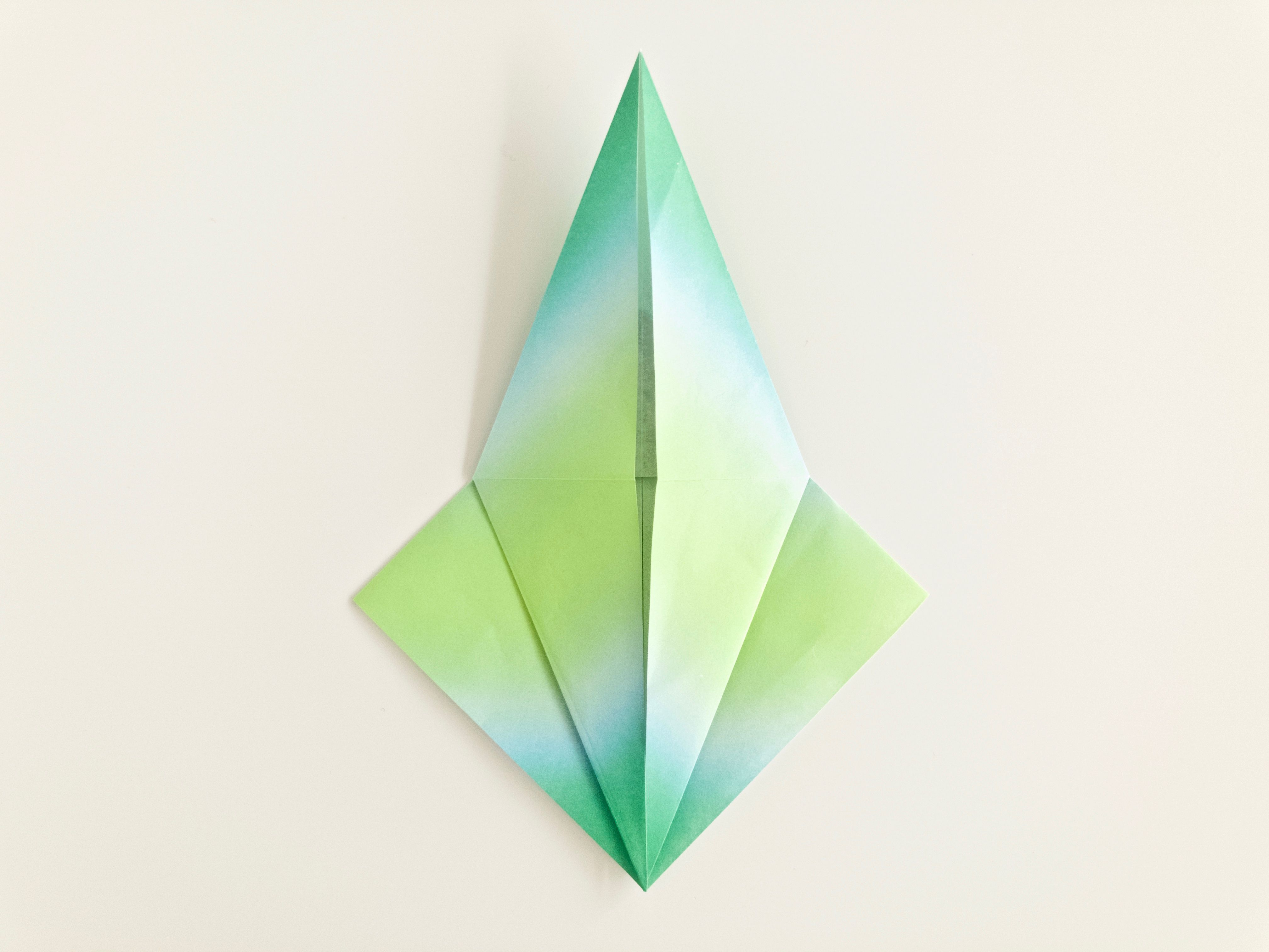 How To Make A Bird With Origami Easy Origami Crane Instructions
