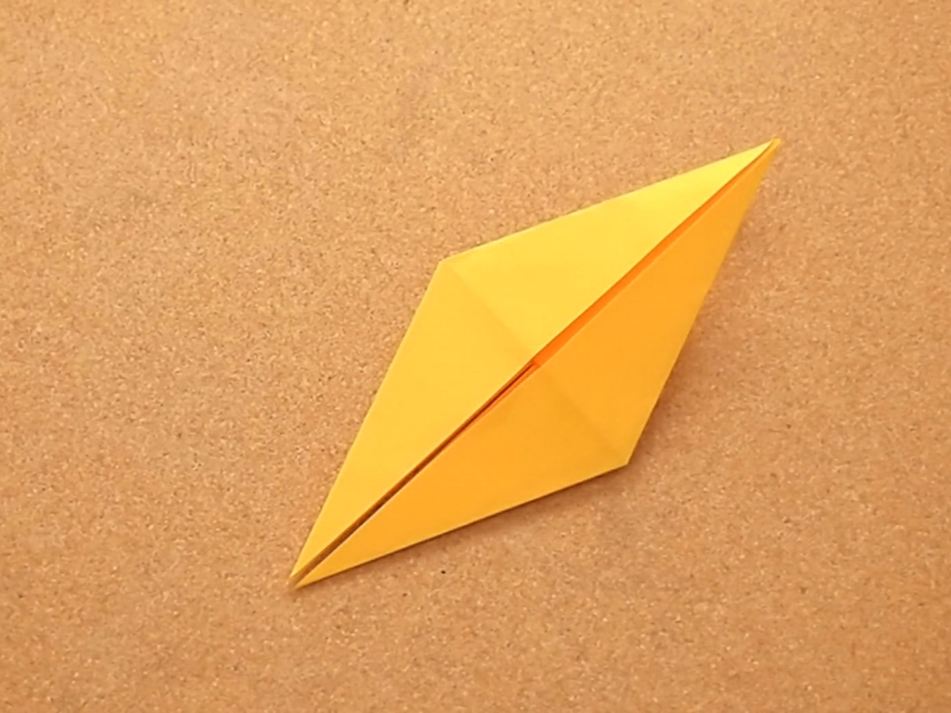 How To Make A Bird With Origami How To Make An Origami Bird Base 13 Steps With Pictures