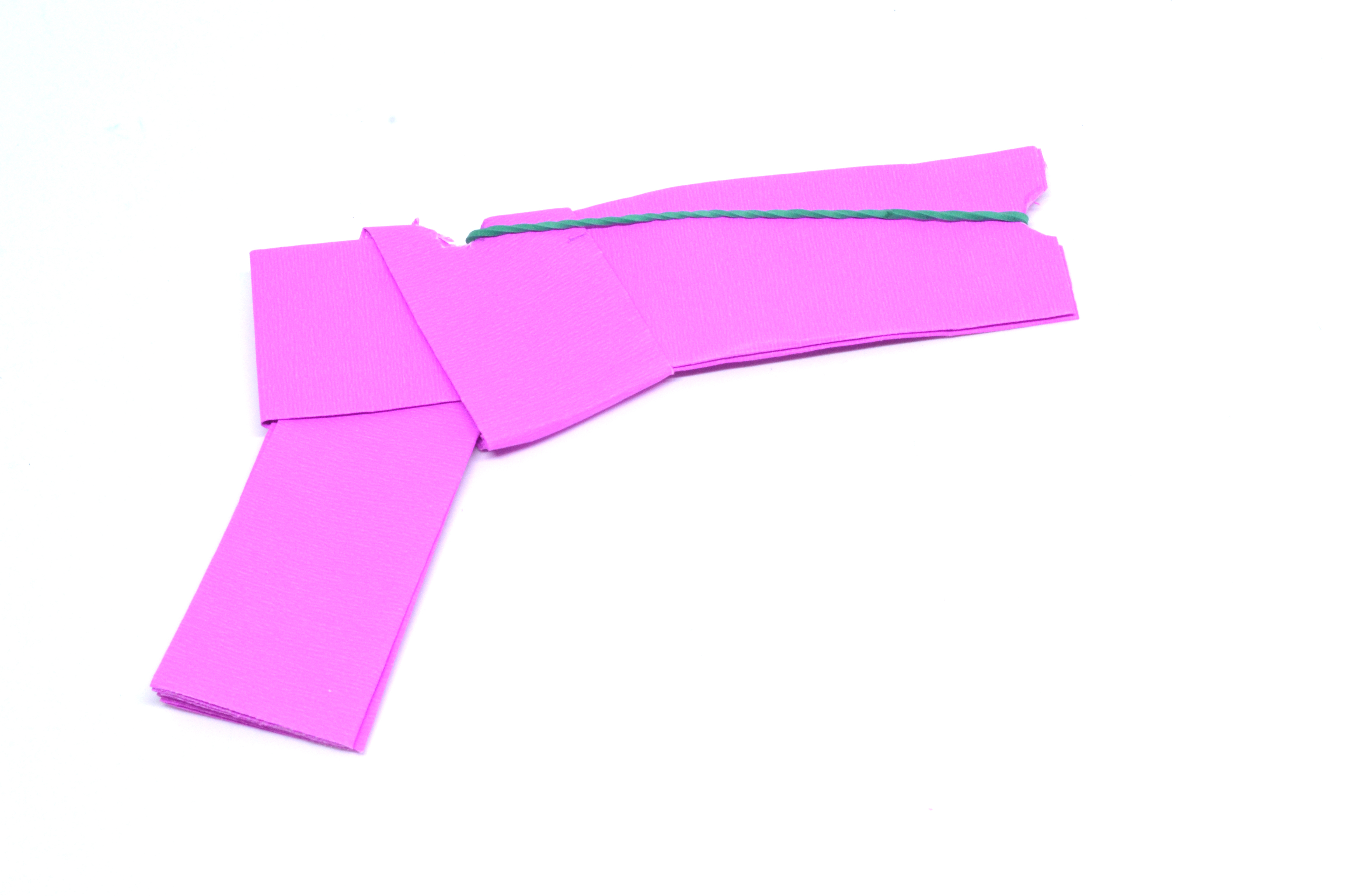How To Make A Origami Gun 2 Simple Ways To Make A Paper Gun That Shoots Wikihow