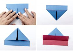 How To Make An Origami Boat Step By Step How To Make An Easy Origami Boat