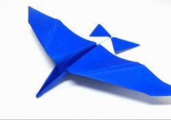How To Make An Origami Plane Origami Tutoria L How To Fold An Easy Origami Plane