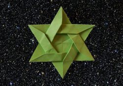 How To Make An Origami Star Of David How To Make An Origami Star Of David Hd