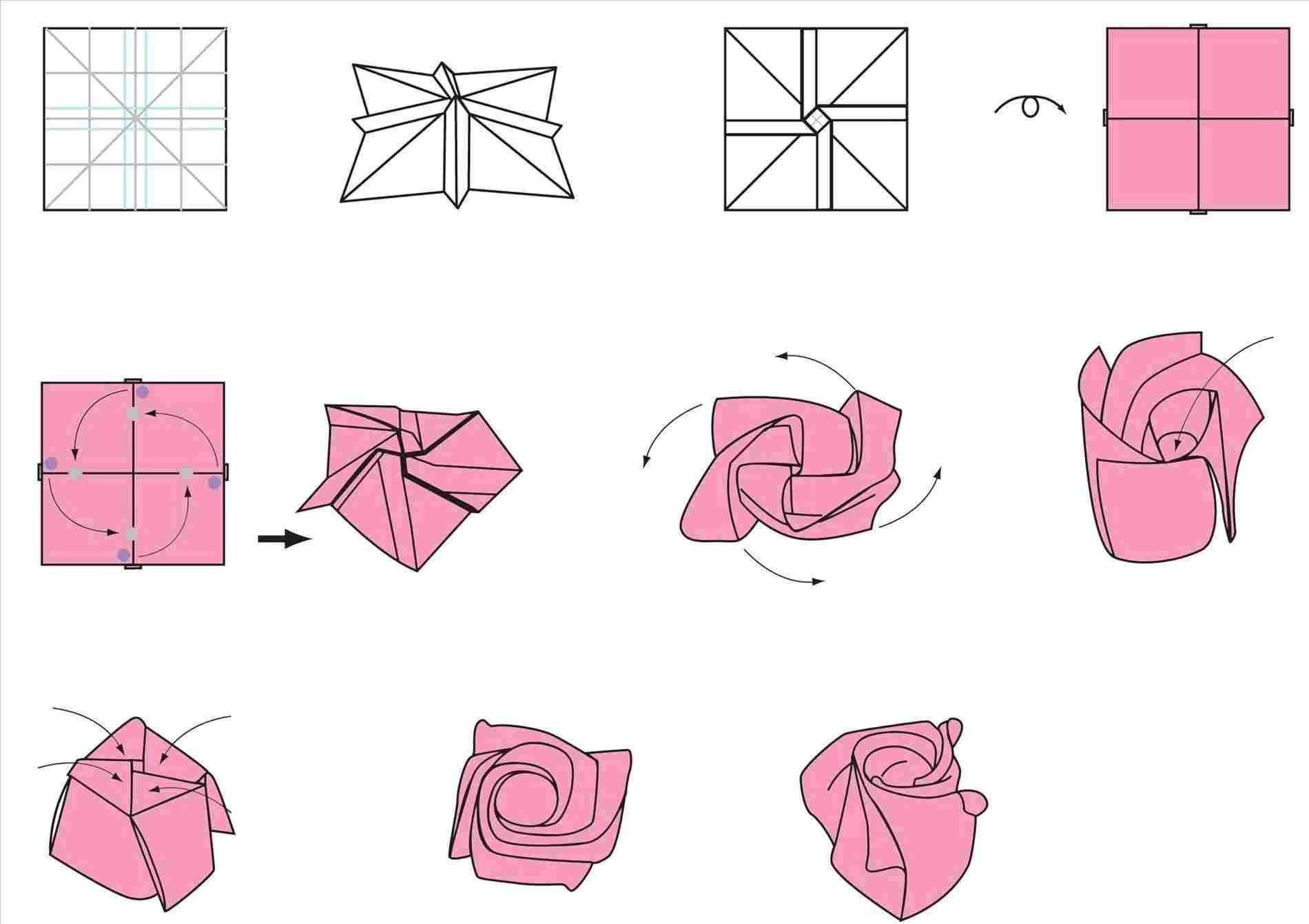 How To Make An Origami Tulip Tulip Step Step Easy To Make An Origami Tulip Stepstep Tutorial