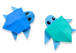 How To Make An Origami Turtle Step By Step Easy Origami Turtle How To Make Turtle Step Step