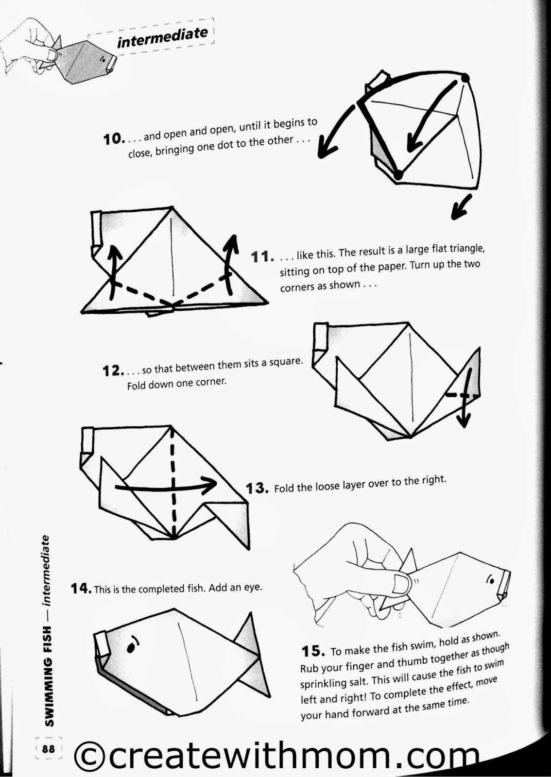 24  excellent photo of how to make cool origami toys