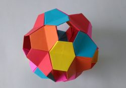 How To Make Cool Origami Toys Origami Toys How To Make An Origami Kusudama Little Turtle