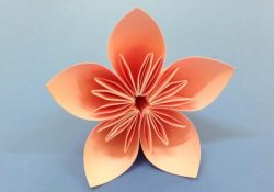 How To Make Flower Paper Origami How To Make A Kusudama Paper Flower Easy Origami Kusudama For Beginners Making Diy Paper Crafts