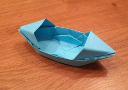 How To Make Origami Paper Boat How To Make A Paper Boat That Floats Origami
