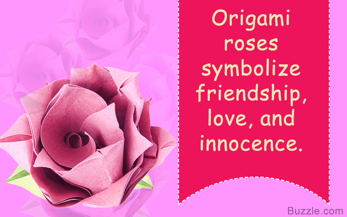 How To Origami Rose A Step Step Guide To Making Beautiful Origami Roses