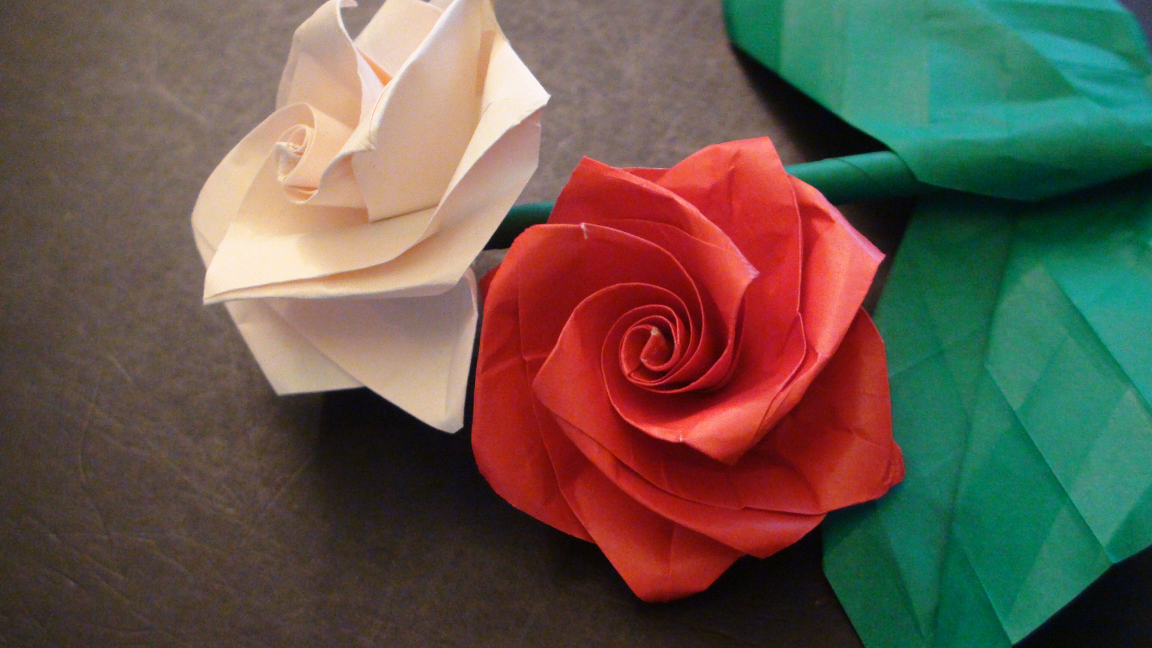 How To Origami Rose How To Make A Beautiful Origami Rose Bouquet For Valentines Day