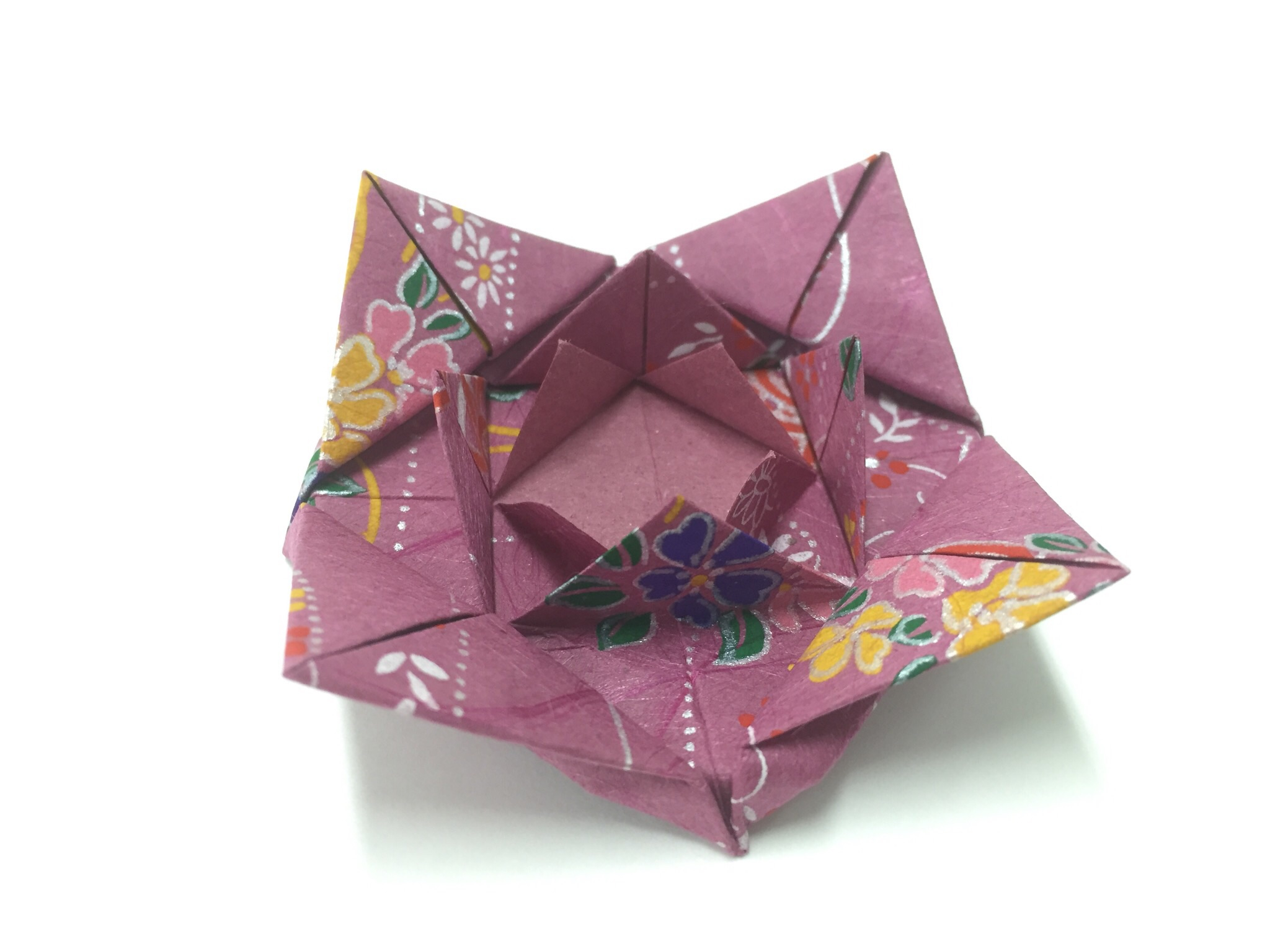How To Origami Rose How To Make An Origami Rose In 8 Easy Steps From Japan Blog