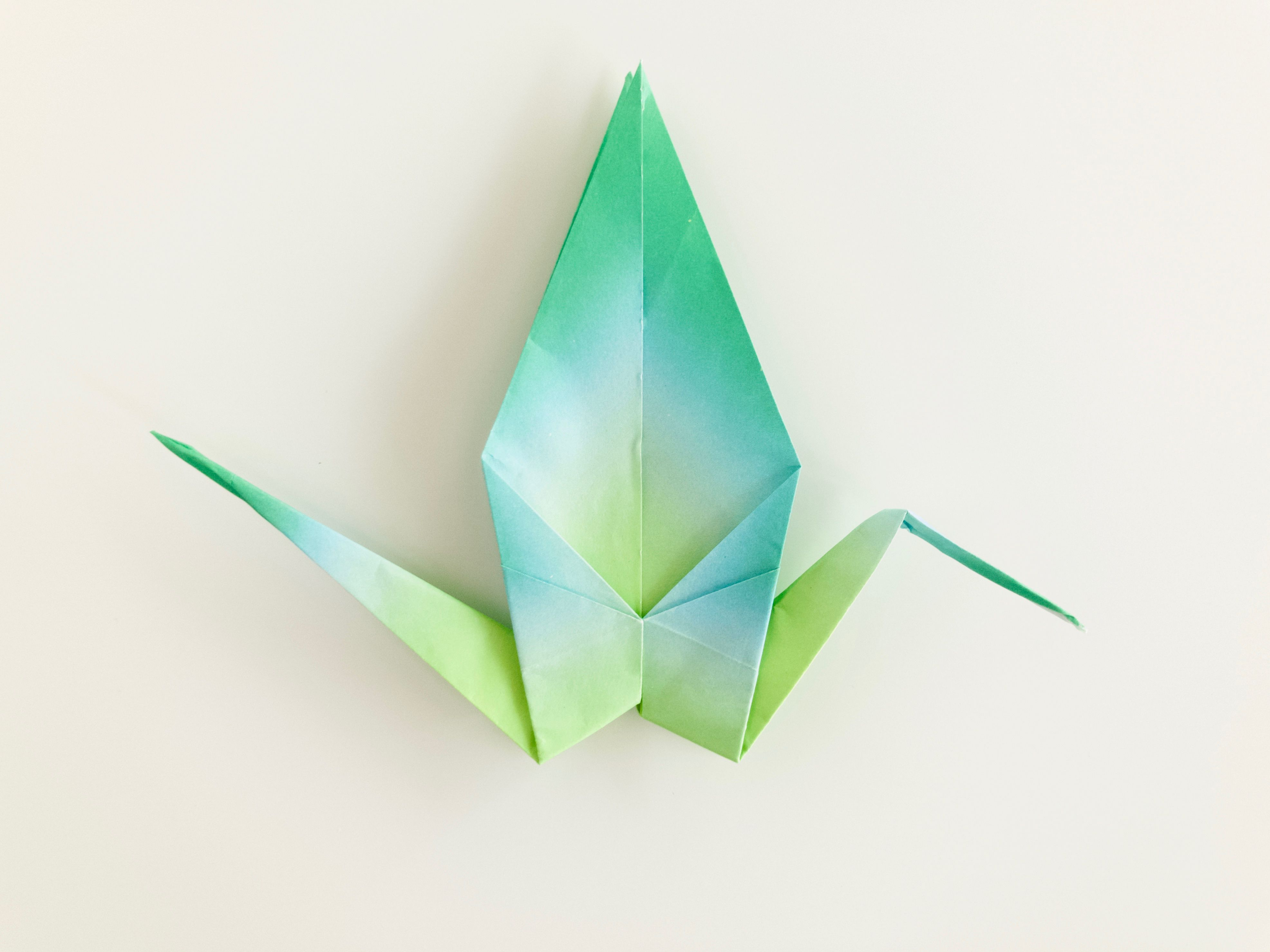 How To Origami Swan Easy Origami Crane Instructions