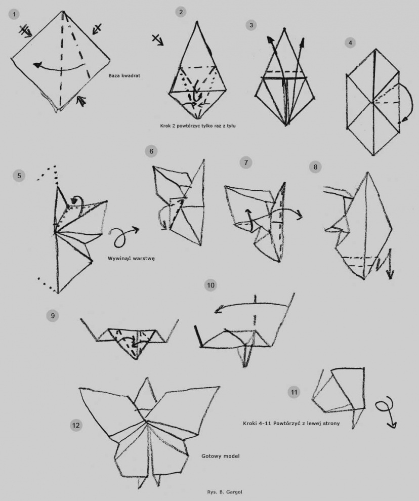 Make Easy Origami Butterfly How To Make D Origami Butterfly How To Make D Origami Butterfly