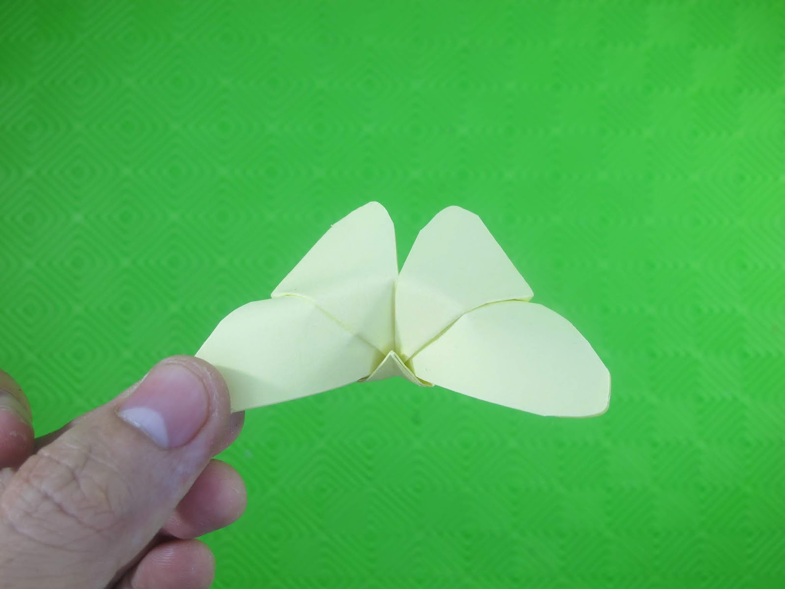 Make Easy Origami Butterfly Paper Butterfly How To Make Origami Butterfly With Paper Origami