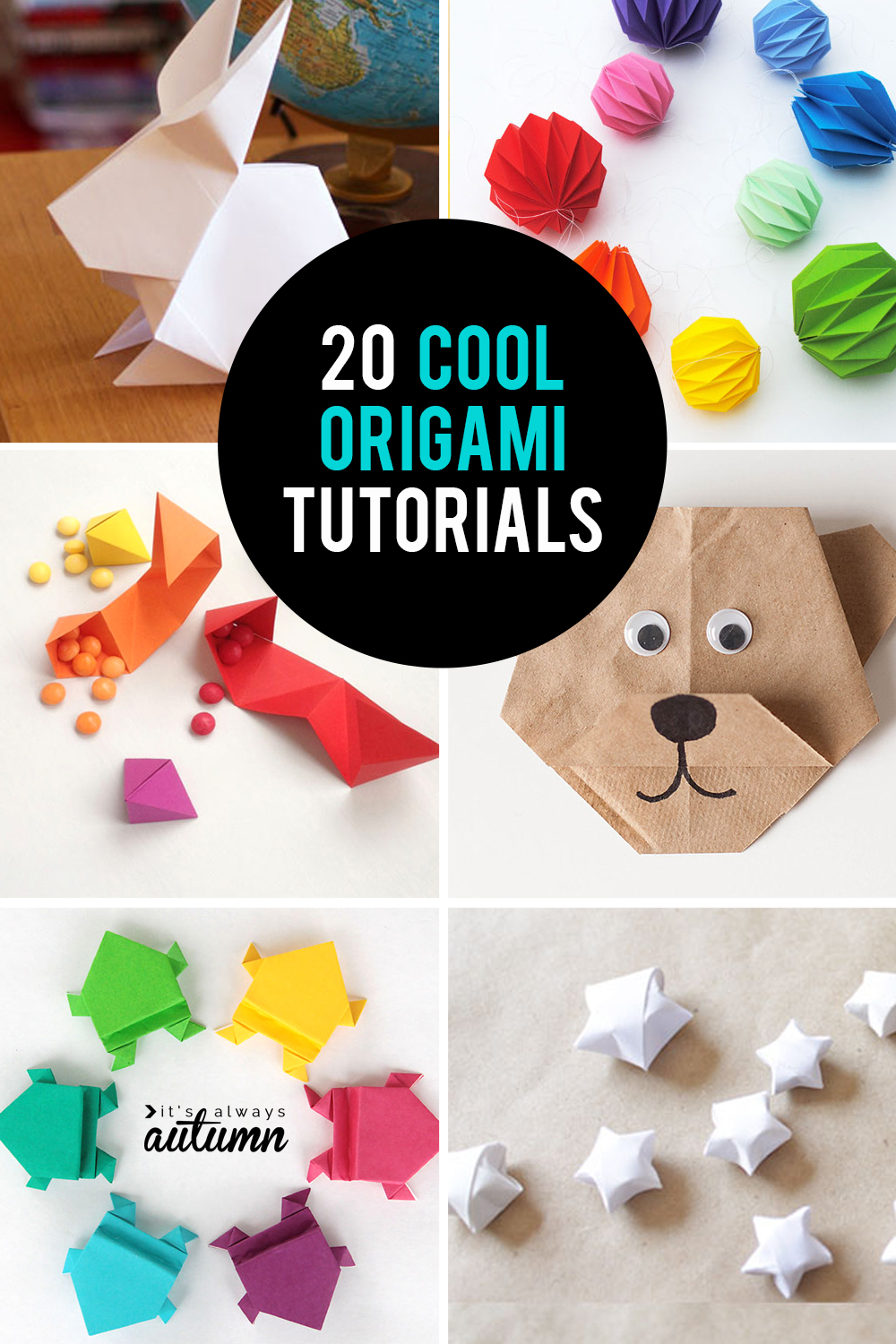 Money Frog Origami 20 Cool Origami Tutorials Kids And Adults Will Love Its Always