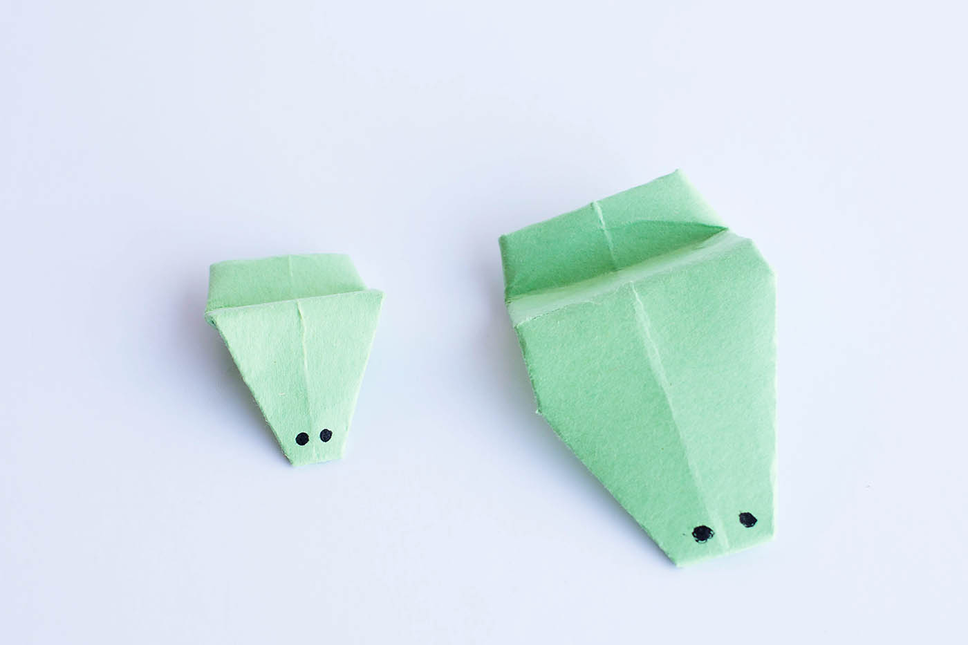 Money Frog Origami Easy Origami Jumping Frog All For The Boys