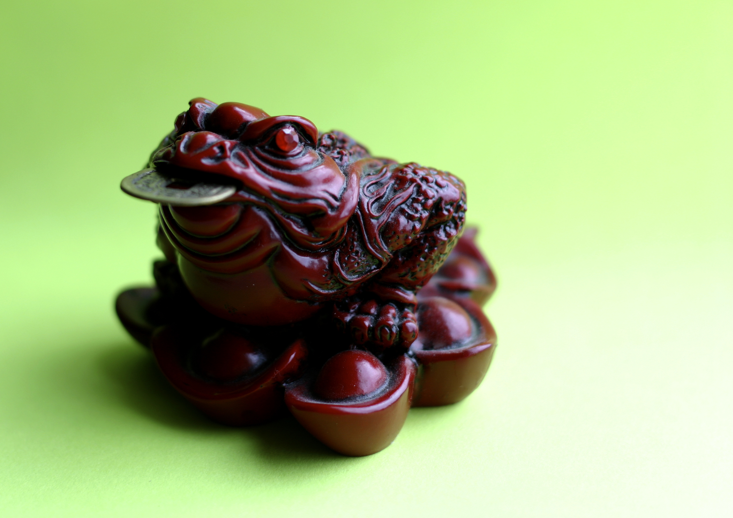 Money Frog Origami Feng Shui Tips For Displaying A Money Frog Lovetoknow