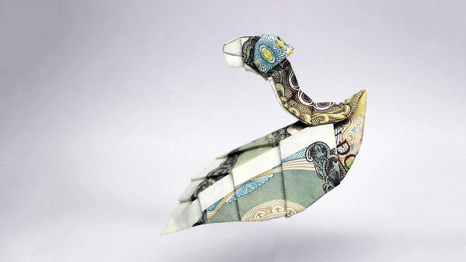 Money Frog Origami I Was Cent To Show You This Origami And Euro Should Take A Look