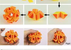 Origami B Cells A Three Dimensional Actuated Origami Inspired Transformable