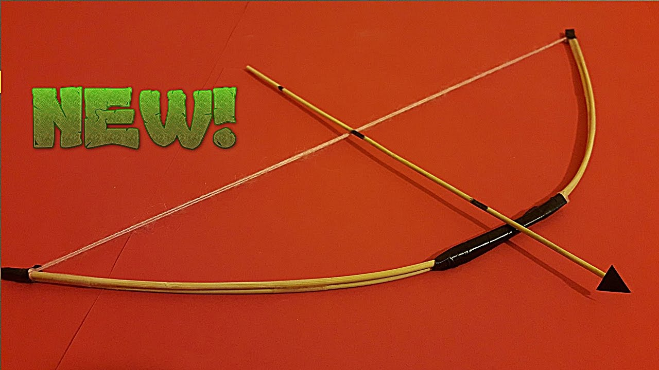 Origami Bow And Arrow 20 How To Make Bows And Arrows Out Of Paper