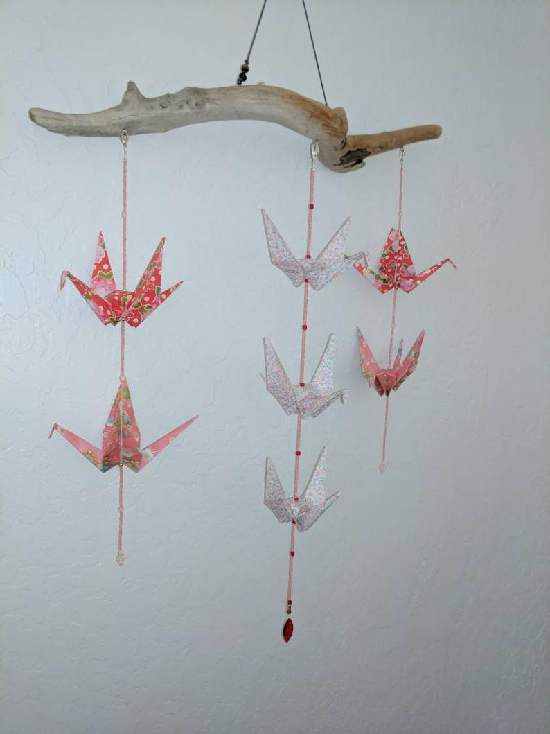 Origami Bow And Arrow Origami And Bead Mobile