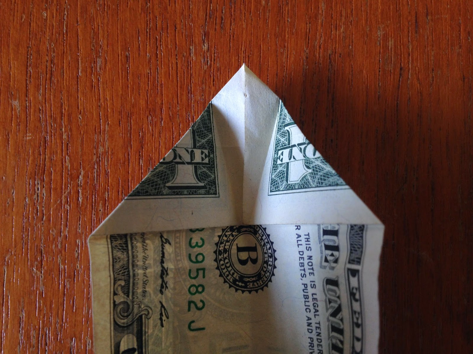 Origami Dollar Bill Shirt With Tie Dollar Bill Origami Shirt And Tie The Best Hobbies Blog