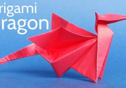 Origami For Kids Dragon Easy Origami Dragon Tutorial Step Step Instructions To Make An Easy But Cool Origami Dragon