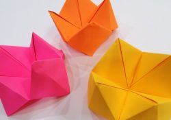 Origami Fortune Teller Game How To Make A Paper Fortune Teller Paper Origami Fortune Telling Game