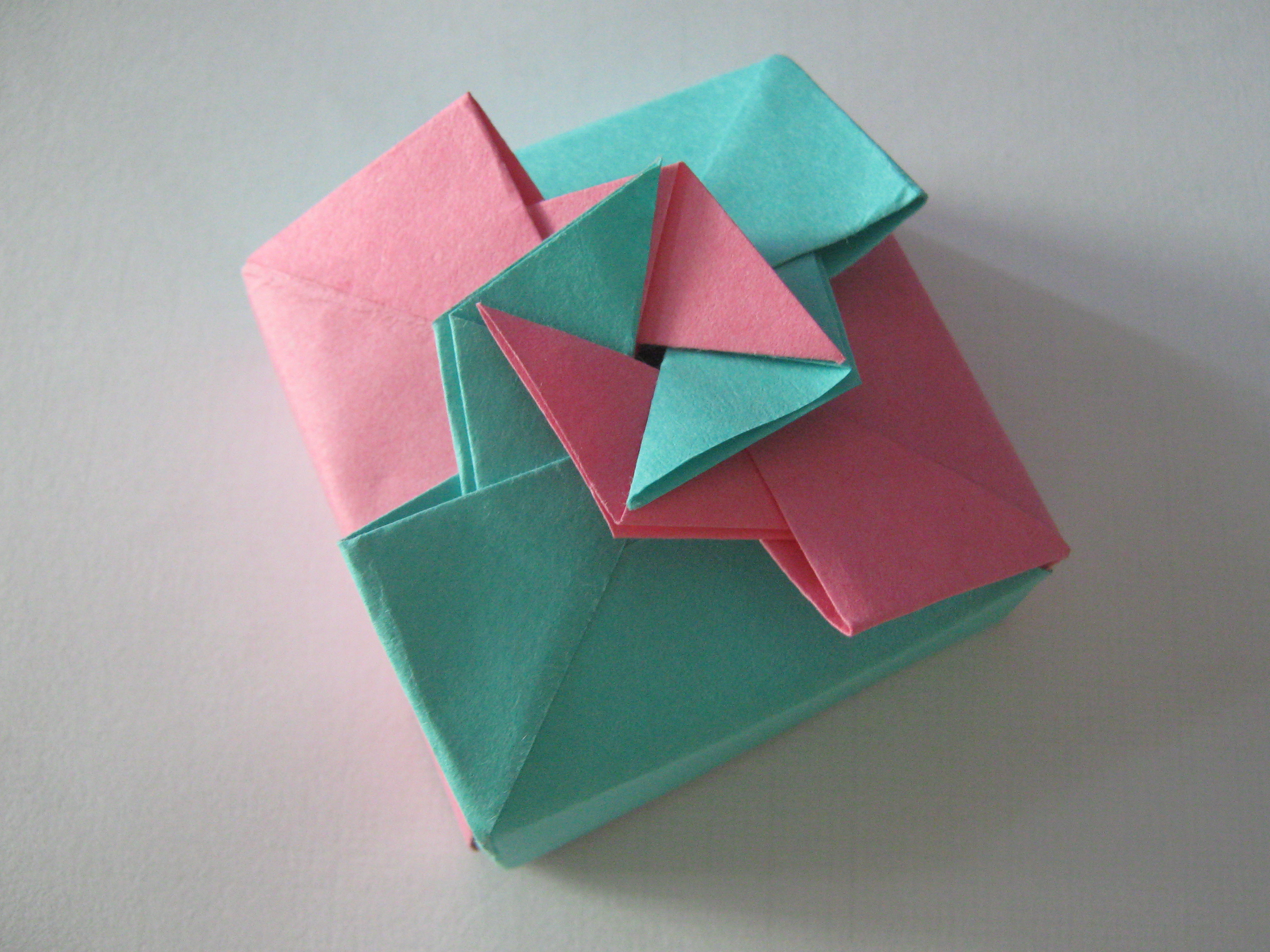 Origami Gift Boxes Gift Boxes Learn 2 Origami Origami Paper Craft