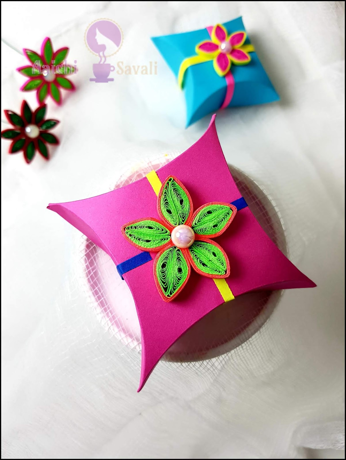 Origami Gift Boxes How To Make A Gift Box Out Of Craft Paper Diy Origami Gift Ideas
