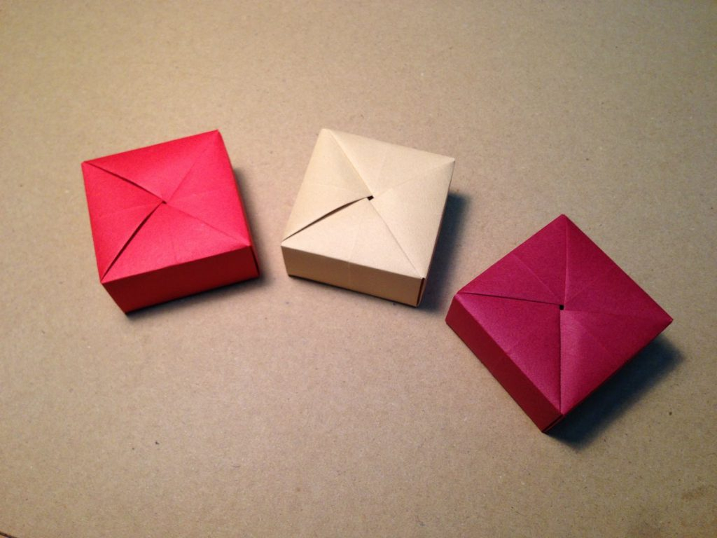 Origami Gift Boxes Paper Gift Box Ideas 5 Quick Easy Ways To Present Creatively