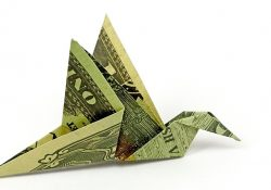 Origami Money Bird Dollar Bill Origami Bird How To Fold A Bird Out Of Money 4k