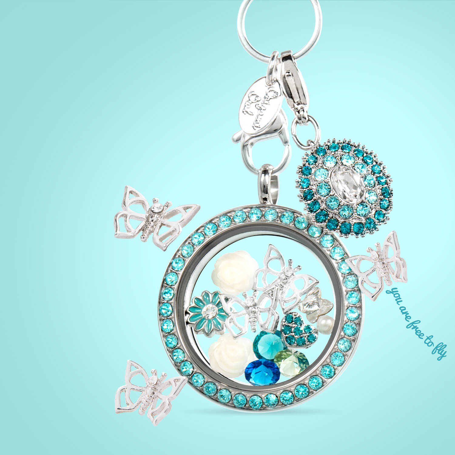 Origami Owl Over The Heart Chain Origami Owl Jewelry Videos Join My Join My Team Be A Part Of An