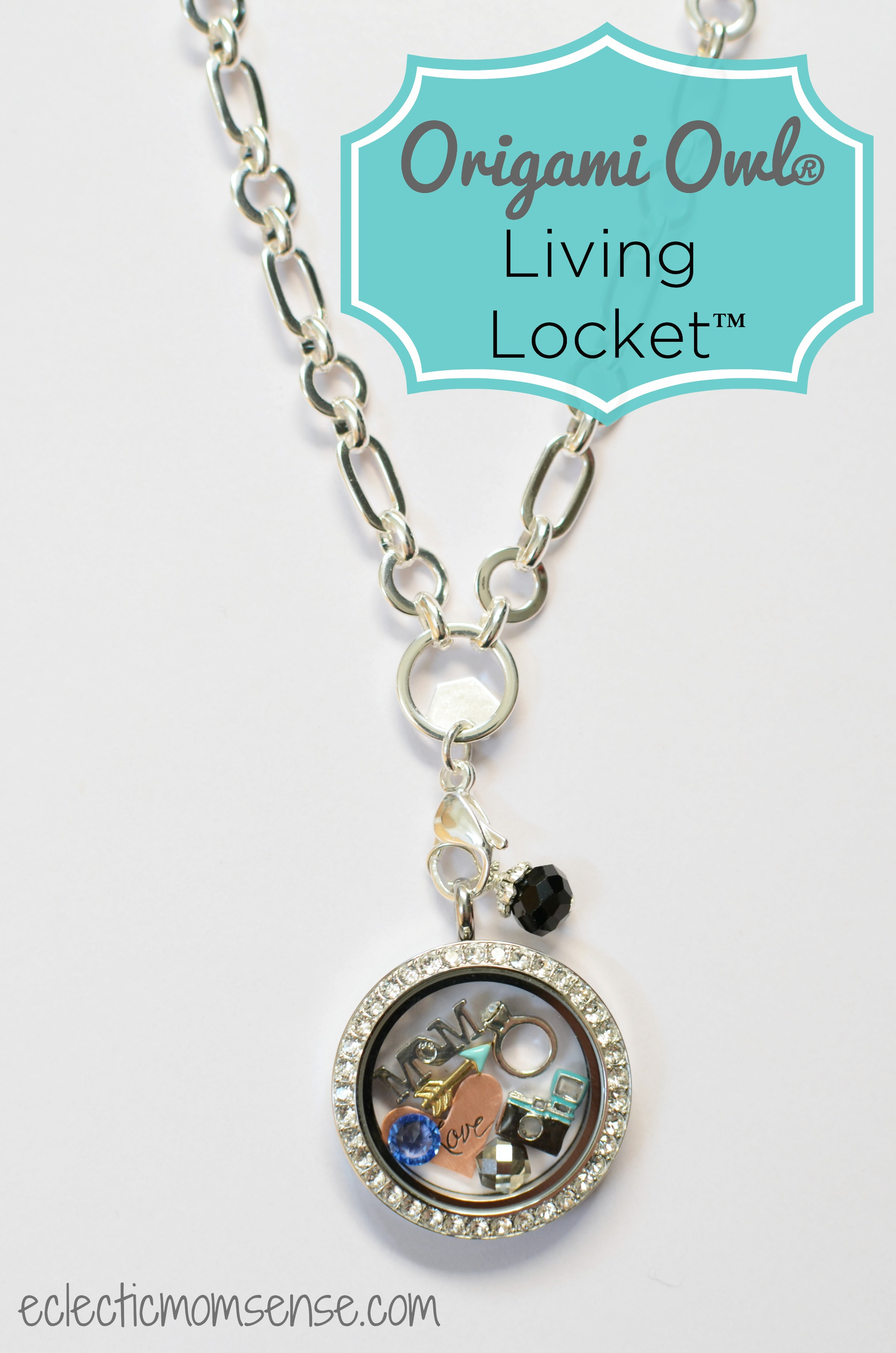Origami Owl Over The Heart Chain Origami Owl Living Locket Building Your Story Eclectic Momsense
