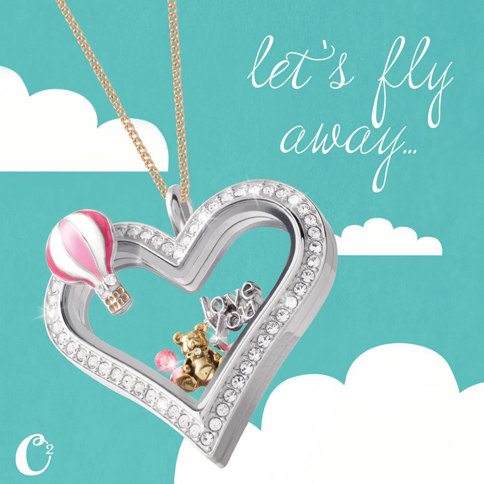 Origami Owl Over The Heart Chain Origami Owl Valentines Day Limited Edition Items Origami Owl At