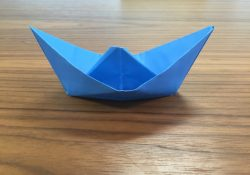 Origami Paper Boat How To Make A Paper Boat Venice Regatta Origami Lonely Planet Kids