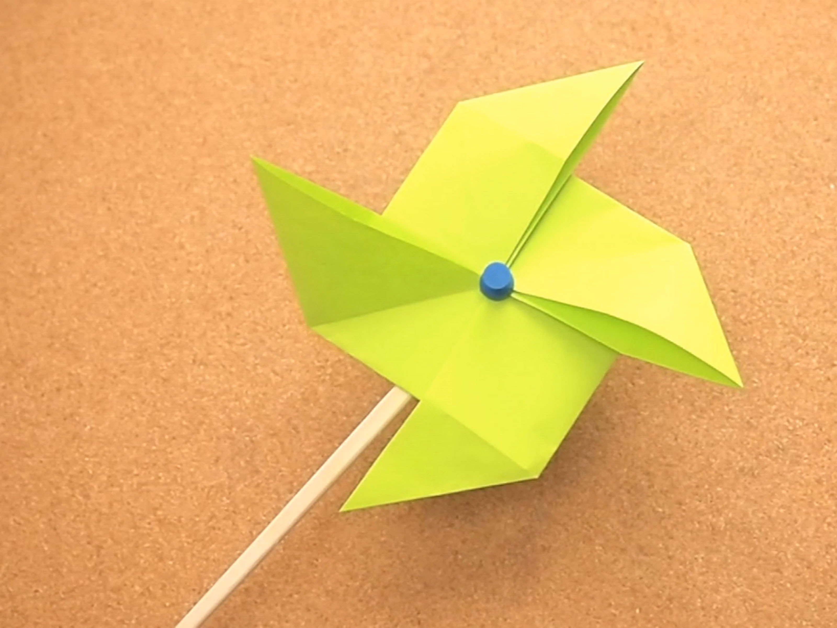Origami Paper Images How To Make An Origami Pinwheel 11 Steps With Pictures
