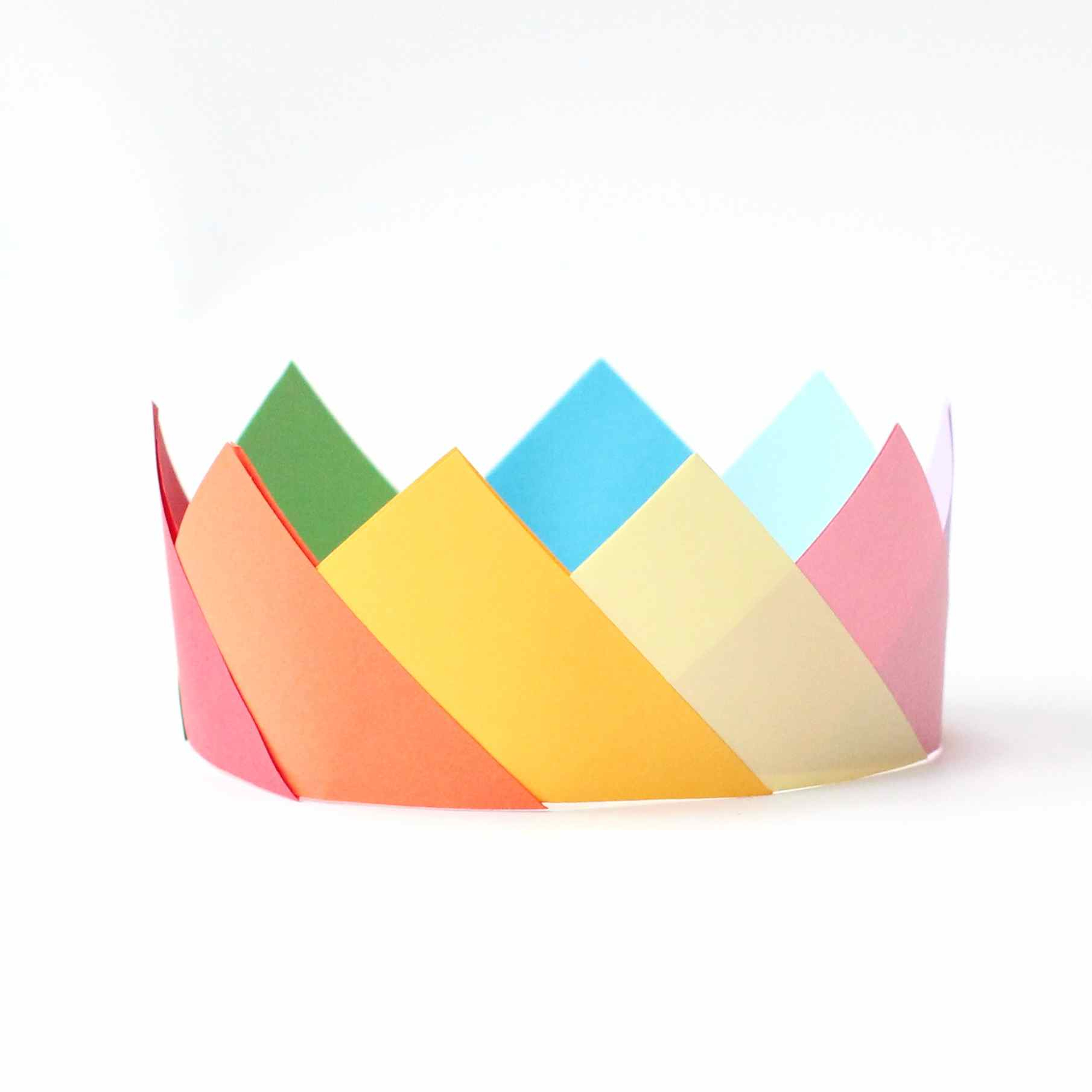 Origami Paper Images Simple Origami Crowns