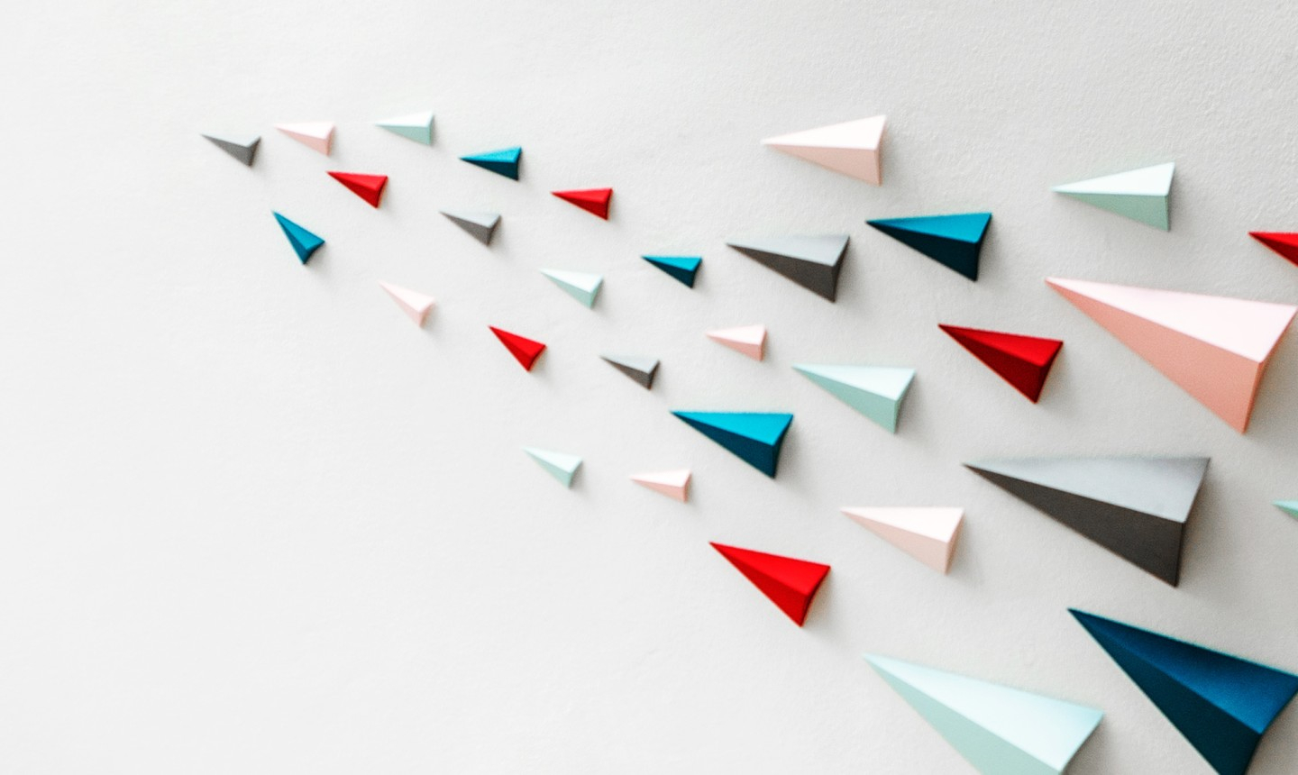 Origami Paper Images Transform Your Boring Walls With The Magic Of Origami