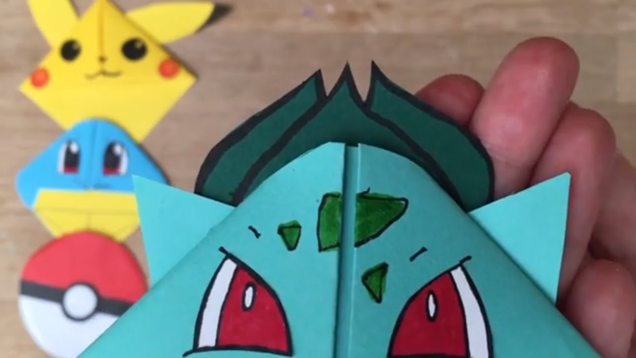 Origami Pokeball Instructions How To Make A Origami Pokeball Psychologyarticles