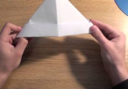 Origami Sailor Hat How To Make A Paper Sailor Hat Boat Metapod