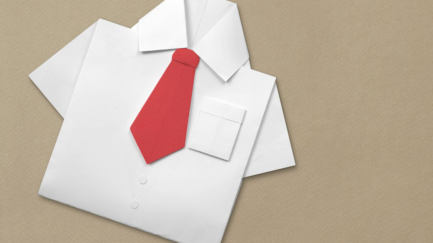 Origami Shirt And Tie Origami Tie Instructions