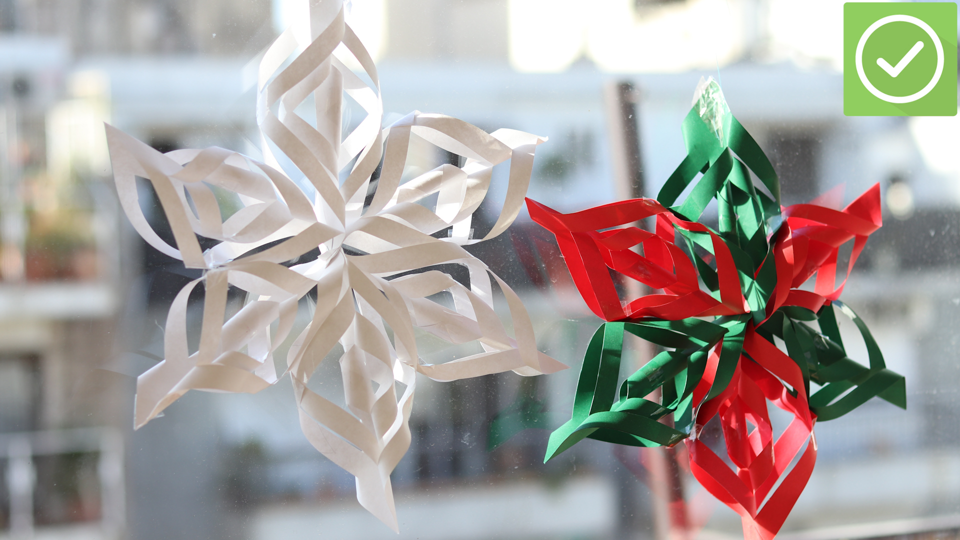 Origami Star Decorations How To Make A 3d Paper Snowflake 12 Steps With Pictures