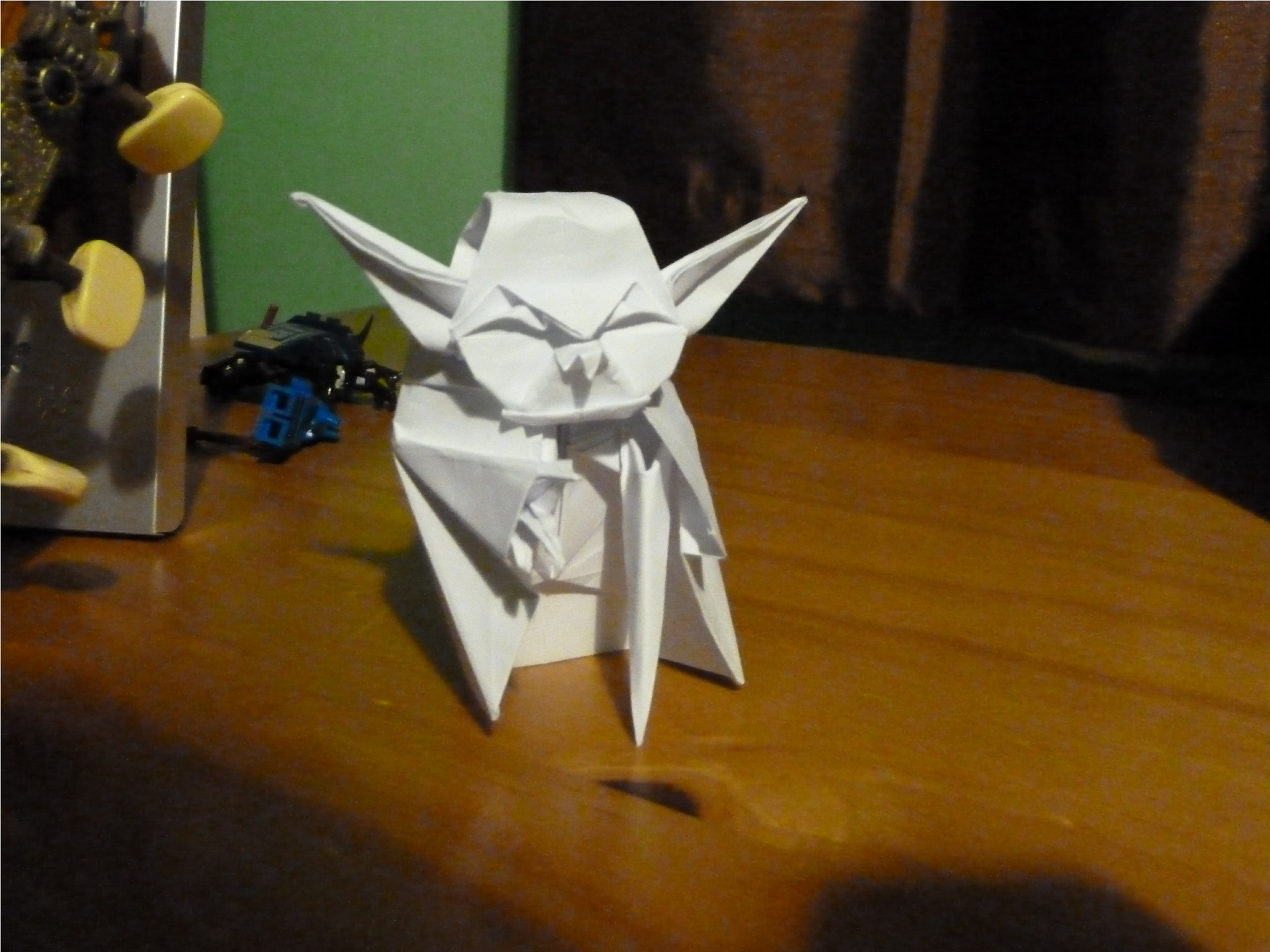 Origami Star Wars Characters More Star Wars Origami Weresloth