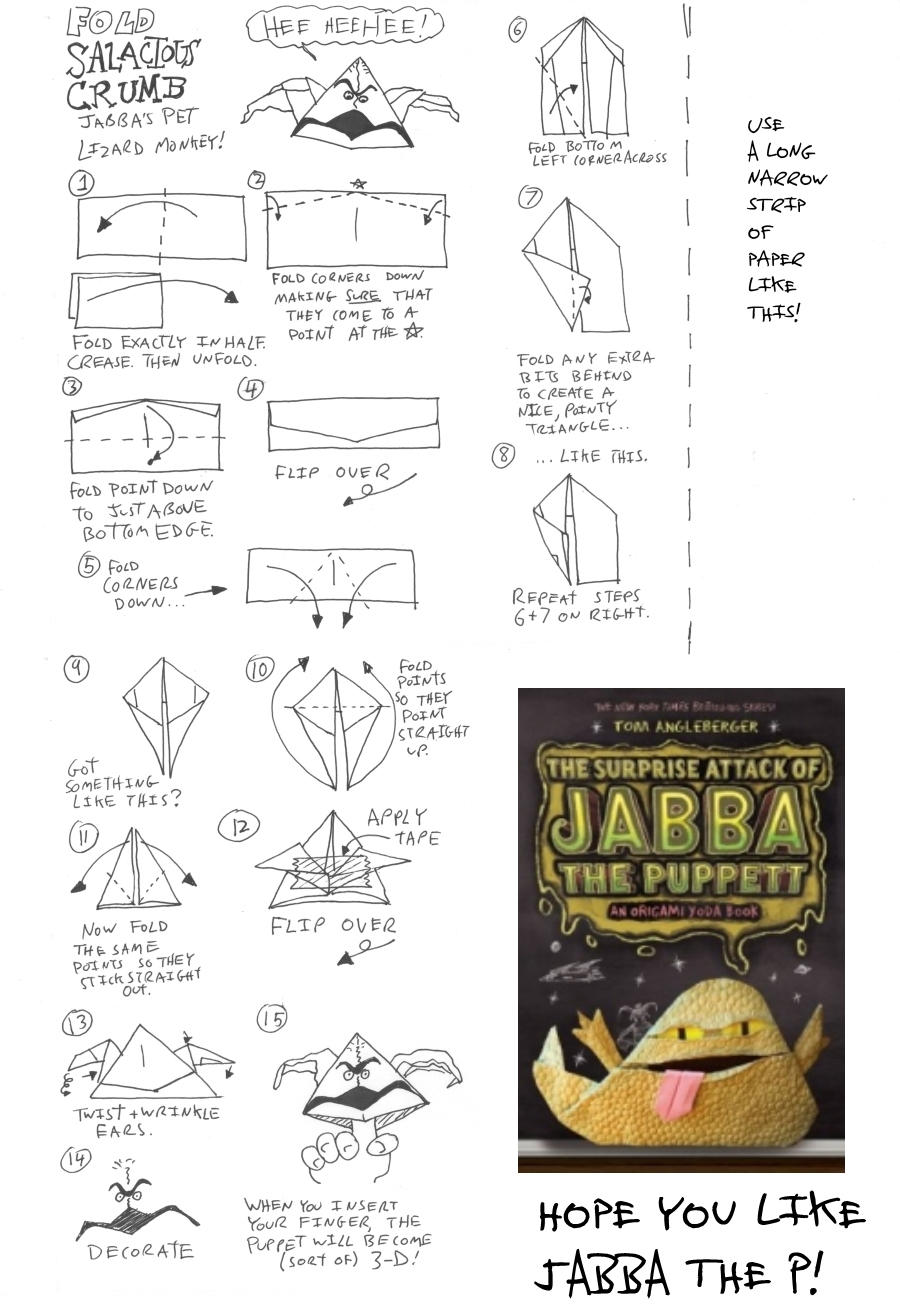 Origami Star Wars Characters Star Wars Origami A List Of Online Diagrams For Folding Your Own